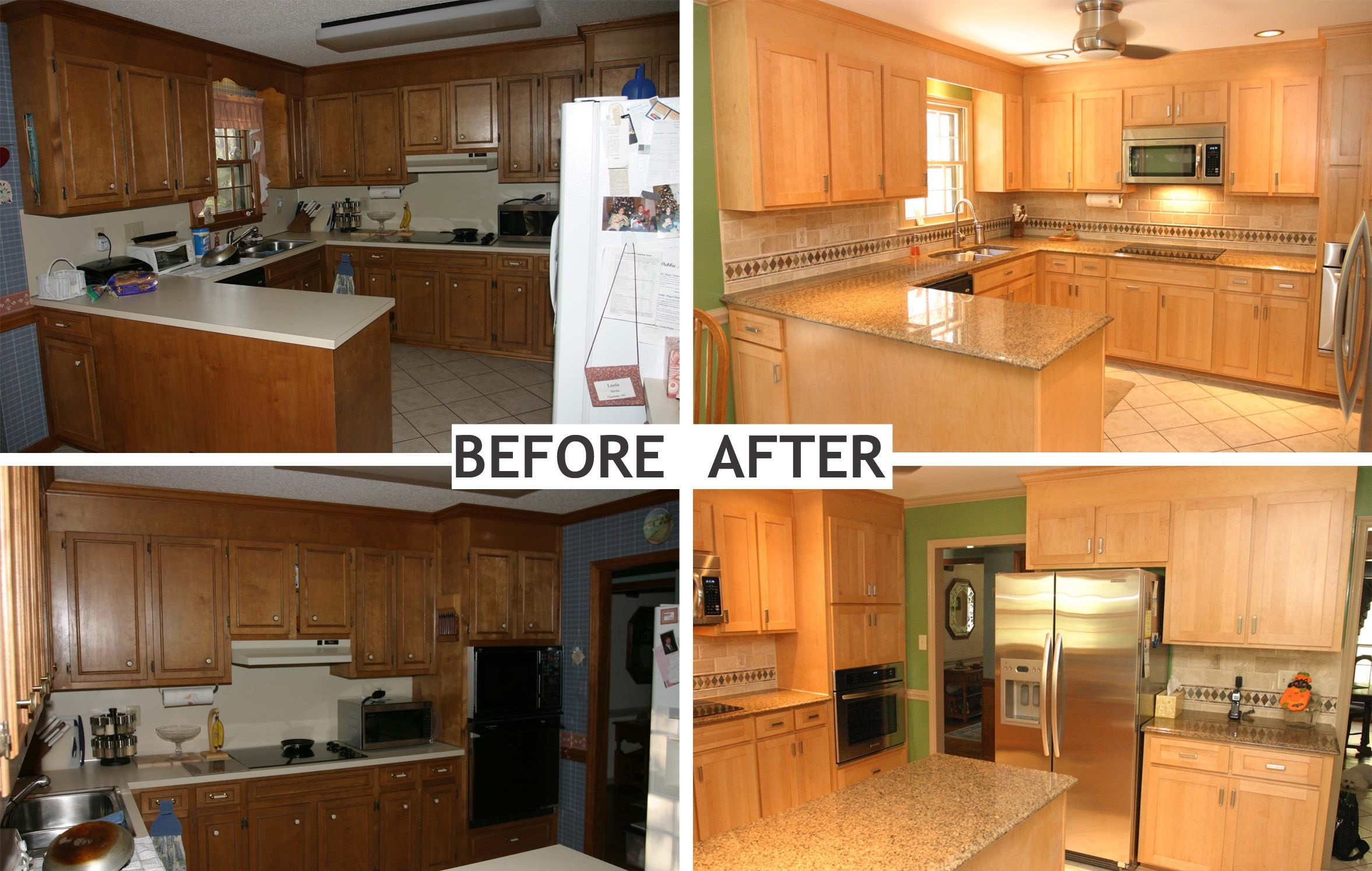 Kitchen Cabinet Refacing Service